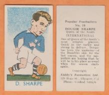 Scotland Dougie Sharpe Queen of the South